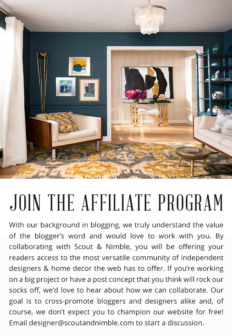 Join the Affiliate Program